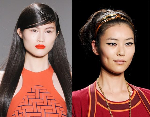 """<div class=""""caption-credit""""> Photo by: Stylecaster Pictures</div>Take a look at the beauty trends taking over the Fall 2013 runways. <br>"""