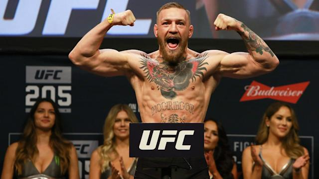 It seems as though Conor McGregor may have crossed the line in his latest stunt.