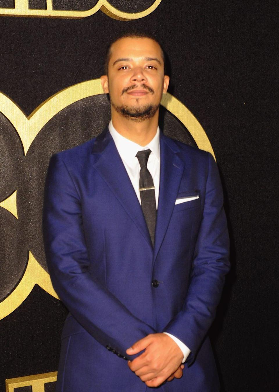 <p>Jacob Anderson, who plays Grey Worm, in 2018.</p>