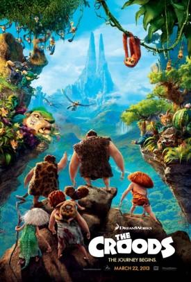 #1 'The Croods' Toons Up $108M Globally, #2 'Olympus Has Fallen' Rises To $30.5M, Tina Fey & Paul Rudd Soft In 'Admission'