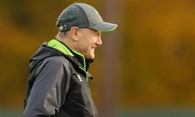 "<span class=""element-image__caption"">Under Joe Schmidt Ireland have developed into an efficient, organised side in which everyone knows his role down to the minutest detail.</span> <span class=""element-image__credit"">Photograph: Stickland/Inpho/Rex/Shutterstock</span>"