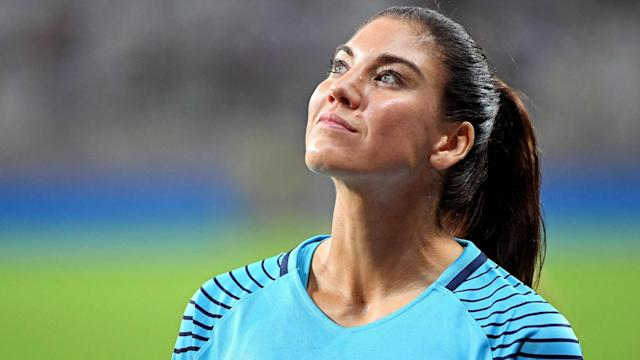 The former USWNT goalie continues her scorched Earth run.