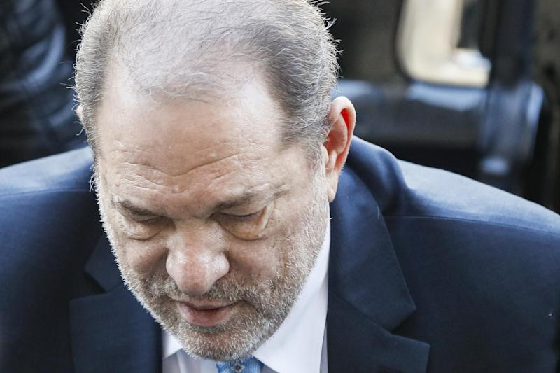 The ambulance that was transferring Harvey Weinstein to jail was redirected to hospital: AP