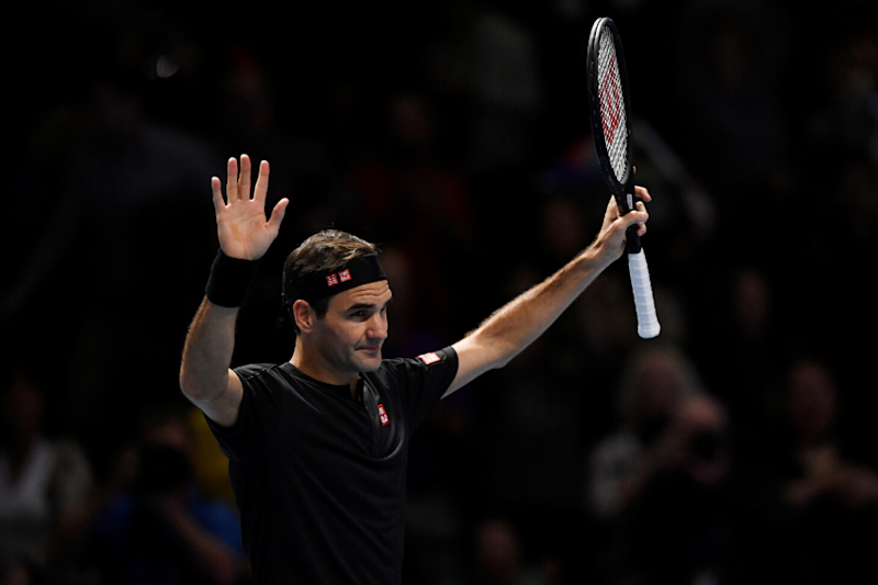 ATP Finals: Roger Federer Stays Alive With Straight Sets Win Over Matteo Berrettini