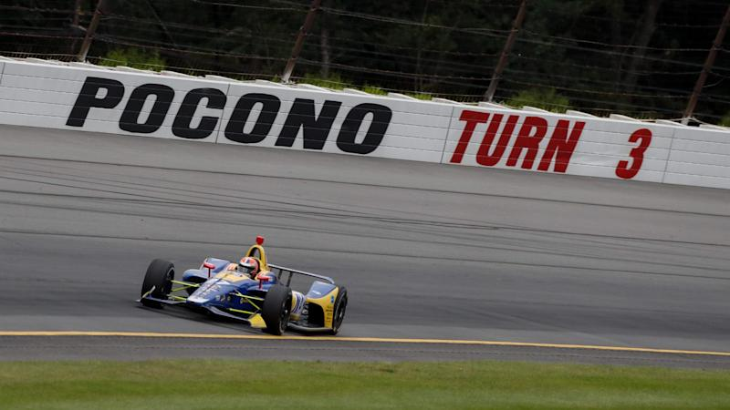 Indycar 2020 Schedule.Pocono Was On 2020 Indycar Schedule As Late As Last Thursday