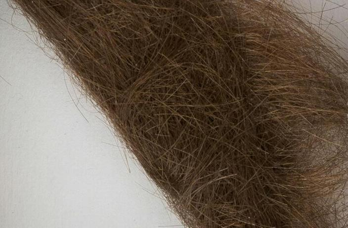 A lock of Lennon's hair was sold for $35,000 in 2016