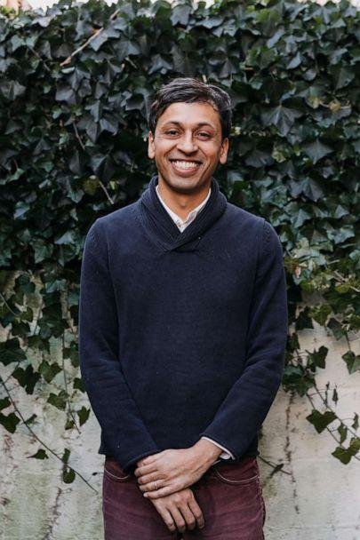 PHOTO: Nikil Saval from a photo on his website for State Senate in Pennsylvania. (Nikil Saval for State Senate)