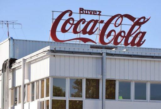 Coca-Cola's net profit topped $2 bn in the first quarter