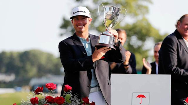 After earning his first PGA Tour victory in nearly 11 years, Chez Reavie reached a new career best in the Official World Golf Rankings.