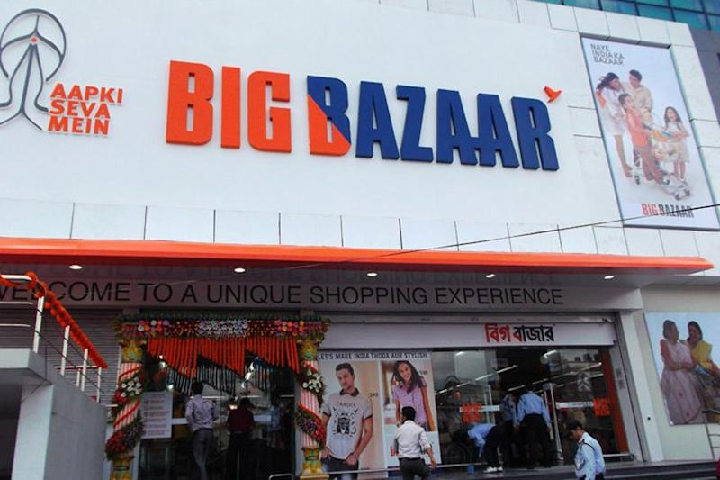 Grocery Delivery: Big Bazaar Starts Doorstep Service Amid COVID-19 India Lockdown