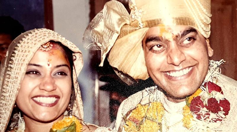 Renuka Shahane Celebrates 19th Marriage Anniversary With Ashutosh Rana With A Beautiful Picture From Their Wedding
