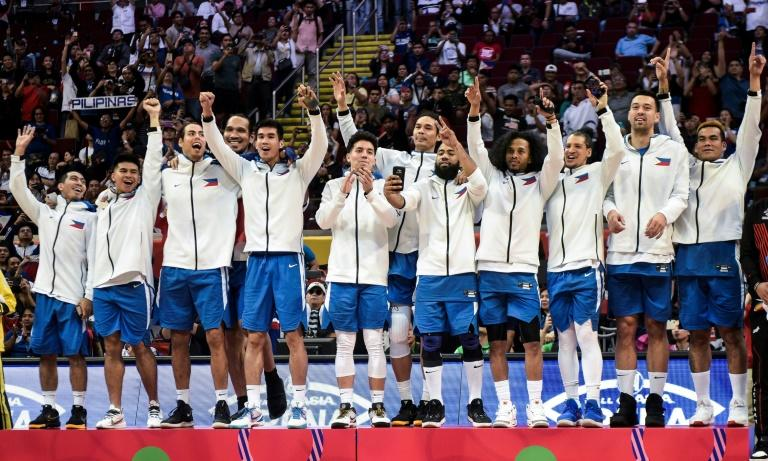 Men's basketball was one of 149 gold medals won by the Philippines
