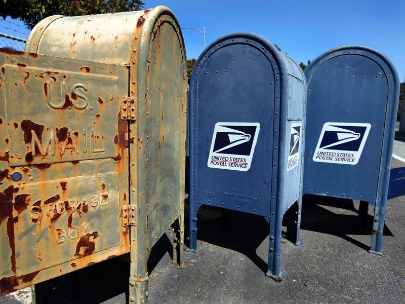 US Postal Service reports $5bn loss