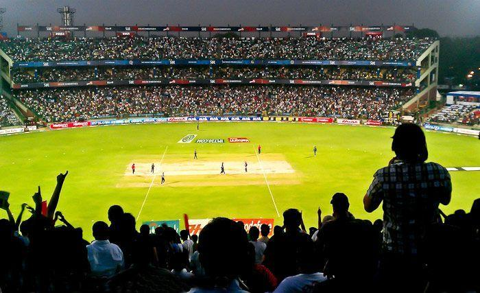Feroz Shah Kotla has hosted ICC WT20 matches in the past