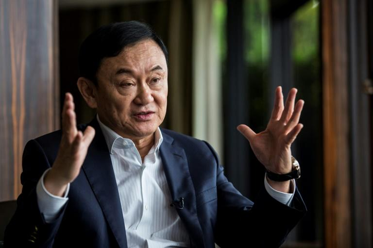 Former Thai prime minister Thaksin Shinawatra was ousted in a 2006 coup and has since chosen self-exile in Dubai