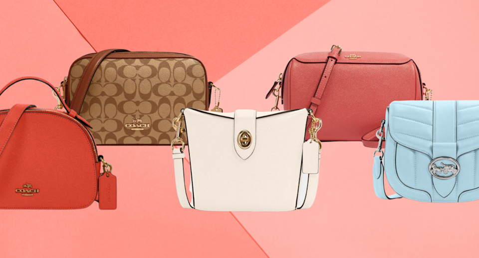 Looking for a mid-week pick-me-up? These Coach Outlet bags are up to 70% off — and they won't last for long (Photo via Coach Outlet)