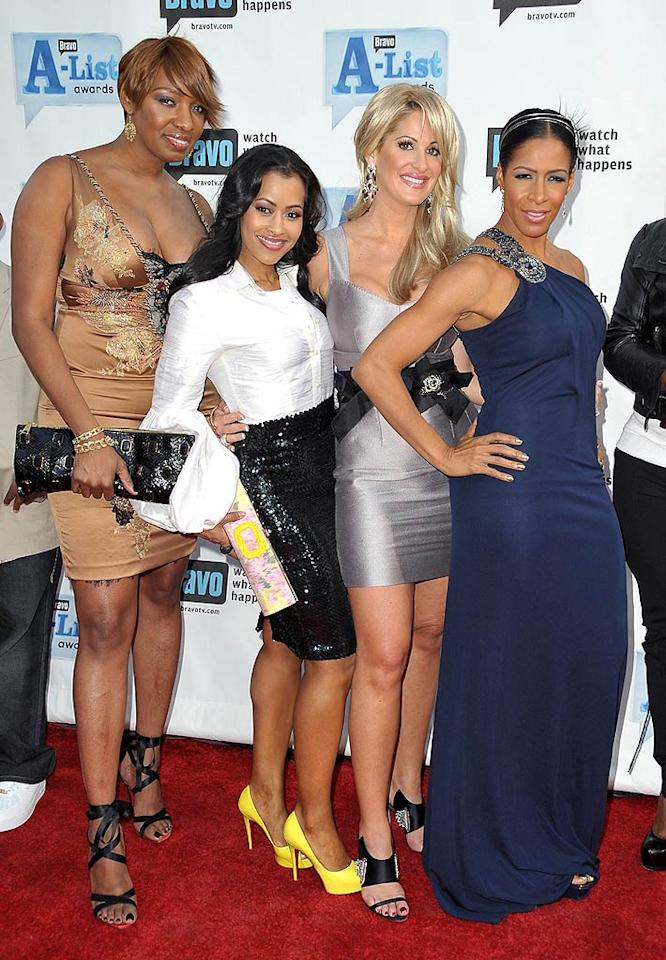 """The """"Real Housewives of Atlanta"""": Trashy or classy? Alberto E. Rodriguez/<a href=""""http://www.gettyimages.com/"""" target=""""new"""">GettyImages.com</a> - April 5, 2009"""