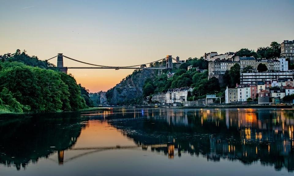 <span>Photograph: The Bristol Nomad/Getty Images</span>
