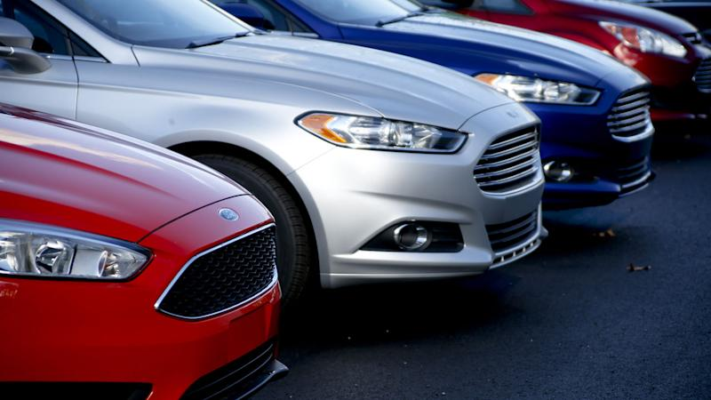 Car Inventories Swell to 13-Year High