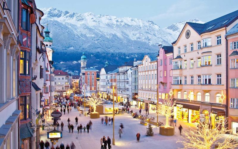 Could Innsbruck be on the cards? - Getty