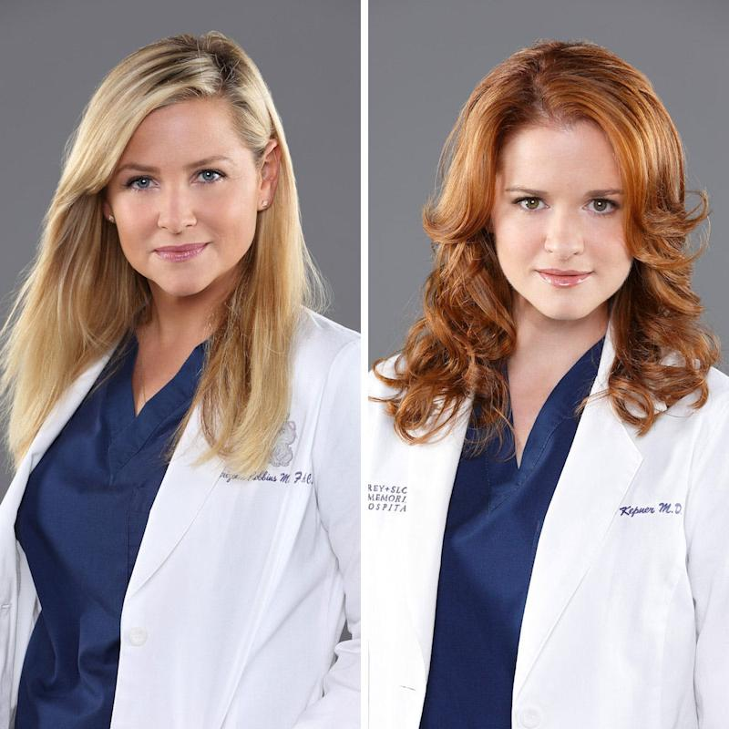 Grey\'s Anatomy\' Stars React to April and Arizona\'s Last Episode