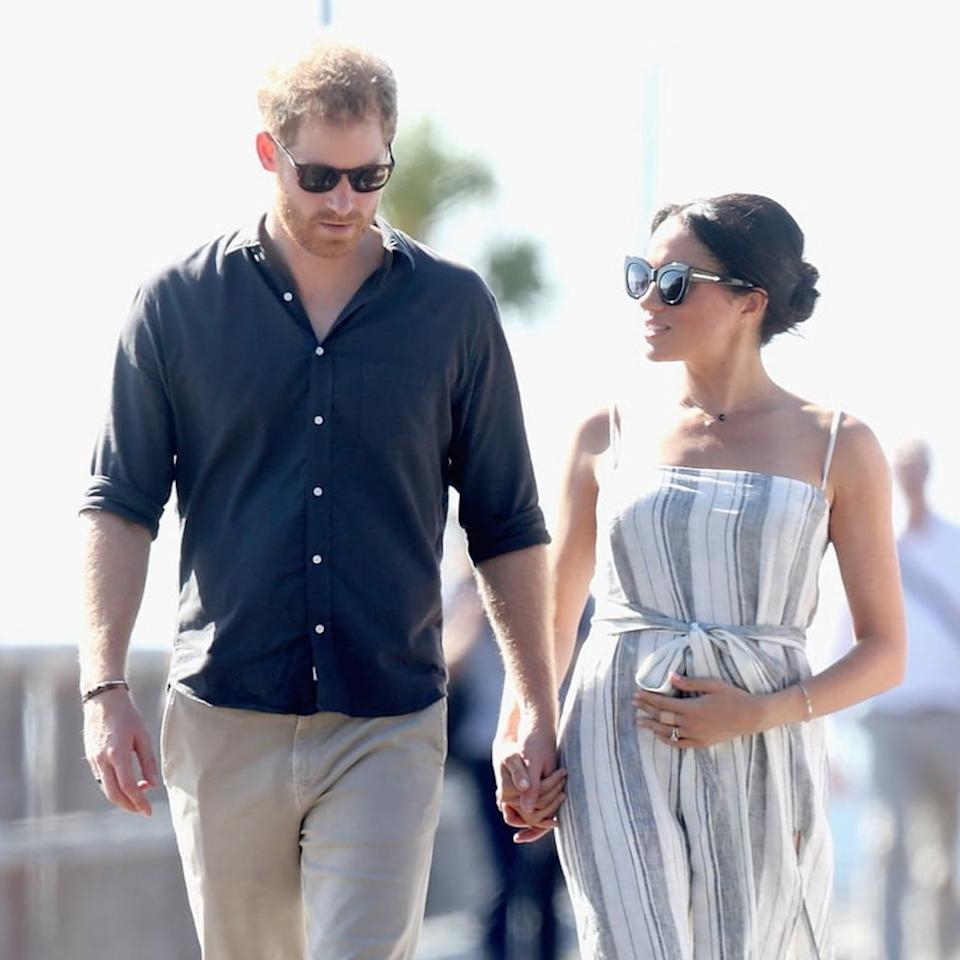 38 Times Meghan Markle Shrugged Off Shamers And Touched