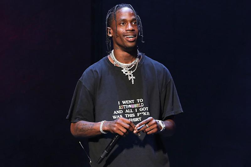 Travis Scott Pledges to Donate Profits to Alabama Planned Parenthood