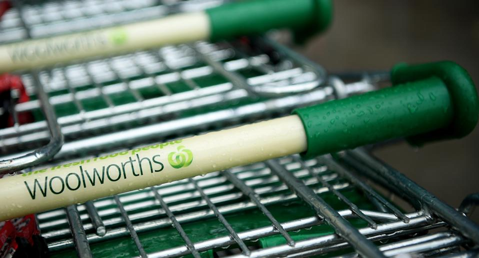 A trolley wash could see staff freed up to assist more shoppers. Source: AAP