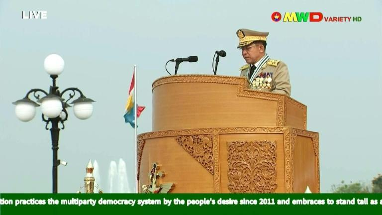 Deadly demonstrations erupt as Myanmar marks Armed Forces Day