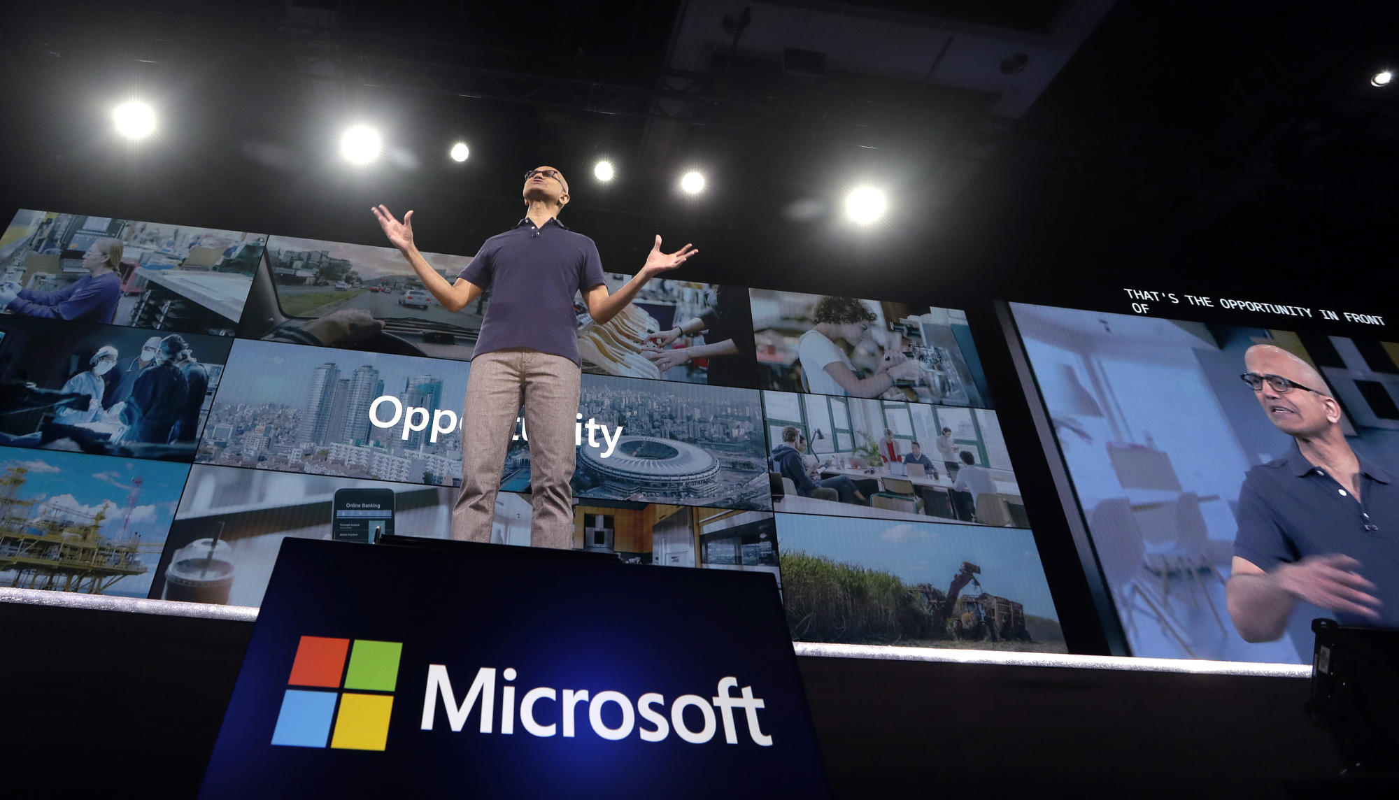 Microsoft's $19.7B Nuance deal shows it's going after the 'golden ticket' of health care