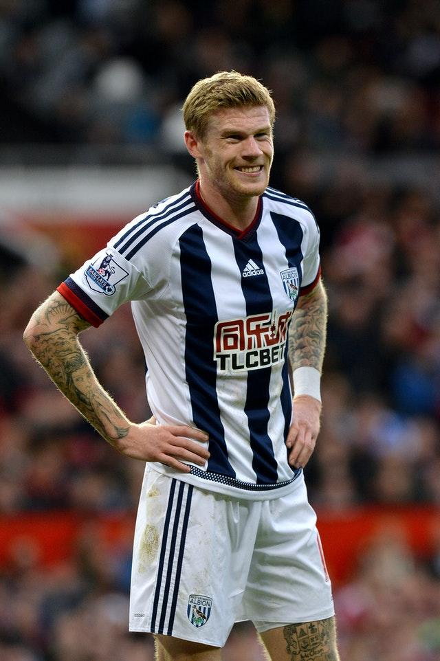 McClean has also played in England for West Brom, Wigan and Sunderland