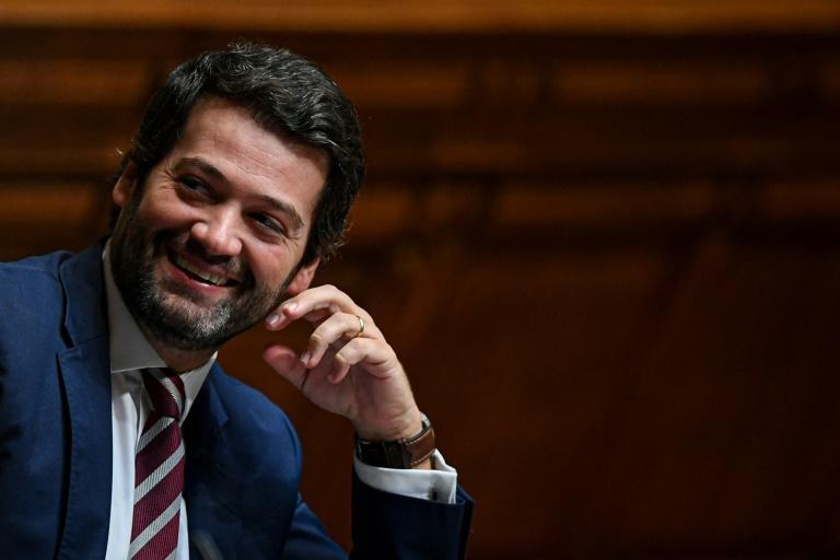 Right-wing populist Andre Ventura could score as high as 10 percent of the vote, according to polls