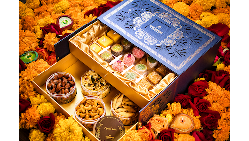 Diwali Gift Guide: Where to Buy The Best Diwali Gifts and Gift Hampers in Singapore