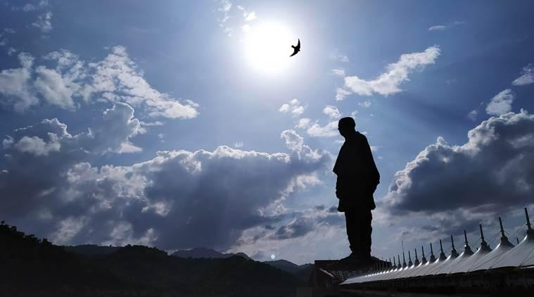 Statue of Unity, Sardar Vallabhbhai Patel, National Unity Day, Indian Express, Indian Express news
