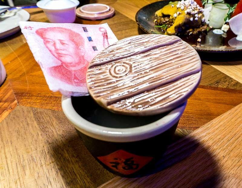 A cup of Prosperity Cup
