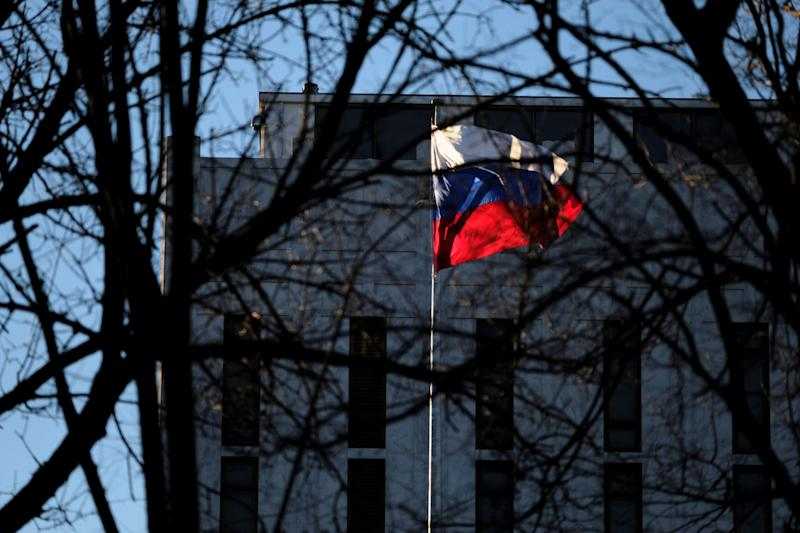 Russian Embassy Trolls U.S. Collusion Investigation With 'Strange' Helicopter Tweet