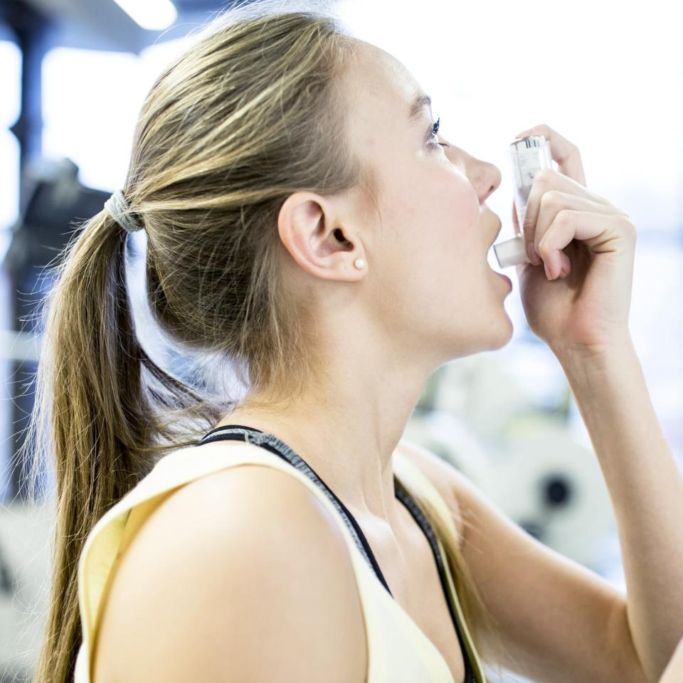 Although exercise is one of the best things you can do for your body, if you have exercise-induced bronchoconstriction (or EIB), it can be difficult to work out without triggering asthma symptoms like shortness of breath and coughing—but it's not impossible.