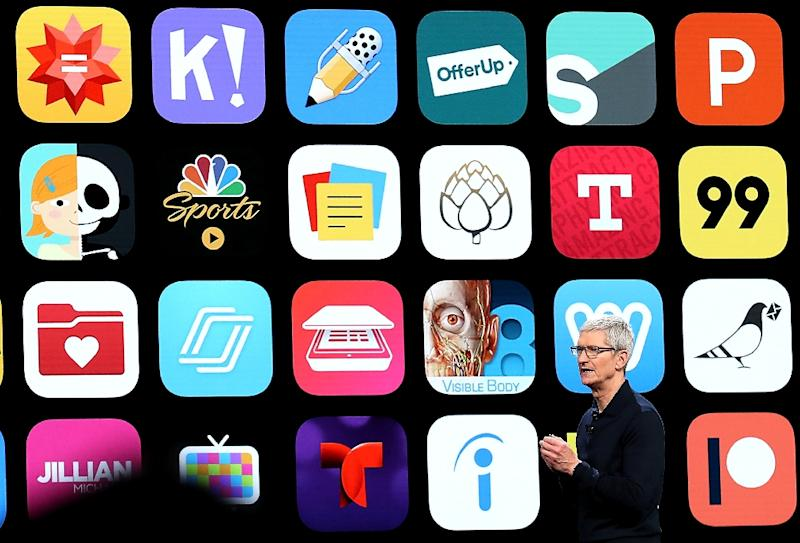 Apple chief executive Tim Cook will likely update App Store revenue figures during his keynote presentation kicking off the company's annual Worldwide Developers Conference (WWDC) in the Silicon Valley city of San Jose