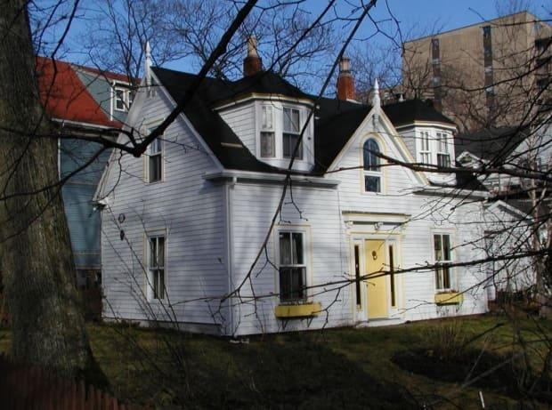 The Dr. James Doull House near the corner of Tower Road and Inglis Street was built in 1873.