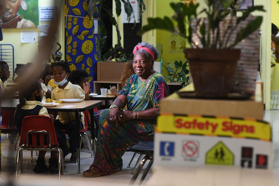 Fela Barclift founded the Little Sun People preschool in Brooklyn in 1980 because  she wanted to create an early childhood educational environment that celebrated Black heritage.