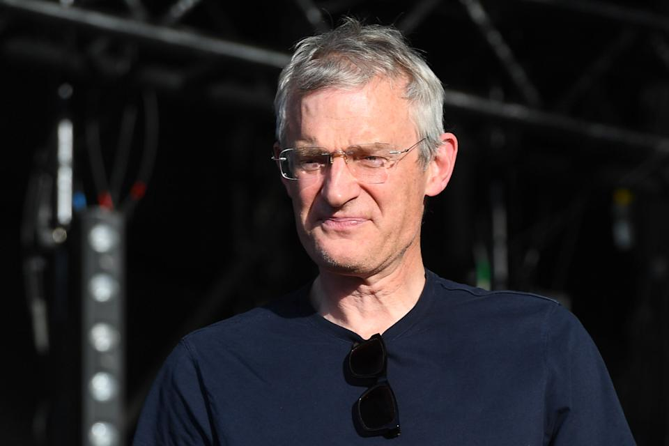 LONDON, ENGLAND - SEPTEMBER 15: BBC Radio 2 presenter Jeremy Vine on stage during BBC2 Radio Live 2019 at Hyde Park on September 15, 2019 in London, England. (Photo by Dave J Hogan/Getty Images)