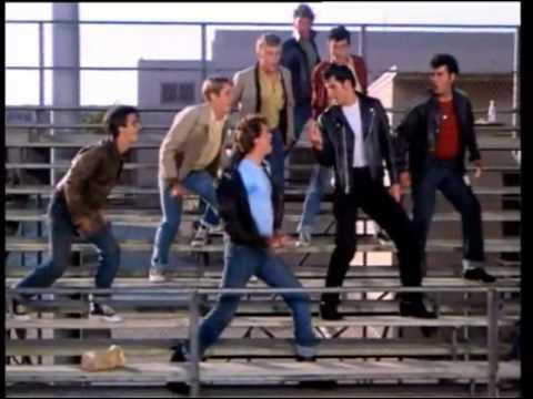 "<p>Is there anyone that hasn't heard this slightly sly number from the 1978 monster hit movie, <em>Grease</em>? Probably not, but that's okay. Thanks to its he-said, she-said lyrics and doo-wop vibe it's almost as festive as summer itself.</p><p><a href=""https://www.youtube.com/watch?v=E--JrlJqWbs"" rel=""nofollow noopener"" target=""_blank"" data-ylk=""slk:See the original post on Youtube"" class=""link rapid-noclick-resp"">See the original post on Youtube</a></p>"