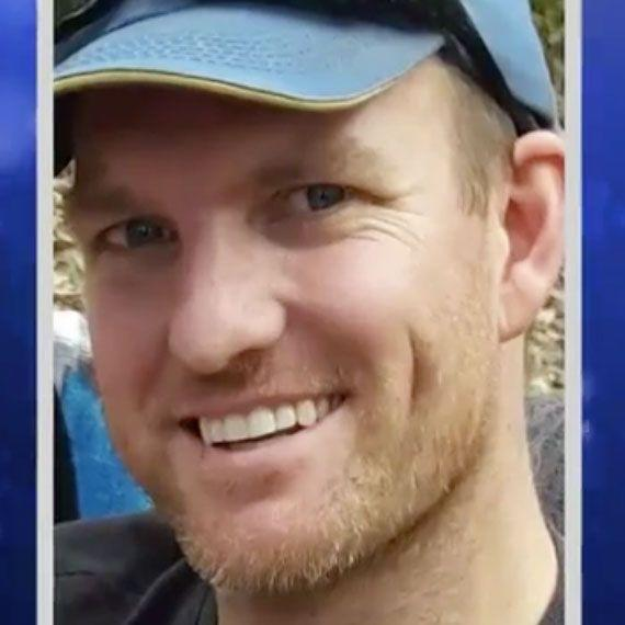 Chris was on a family holiday in Dunsborough when the tragic accident happened. Source: 7 News