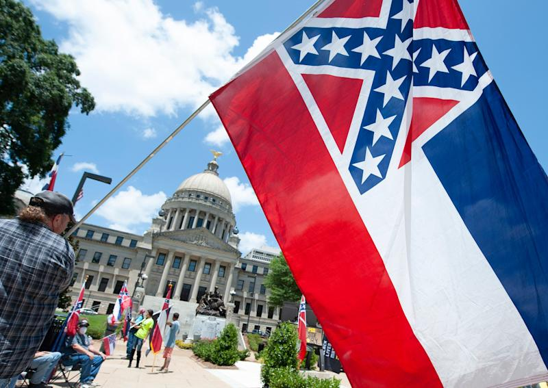 What we know, and what's next, for the bill to change the Mississippi state flag
