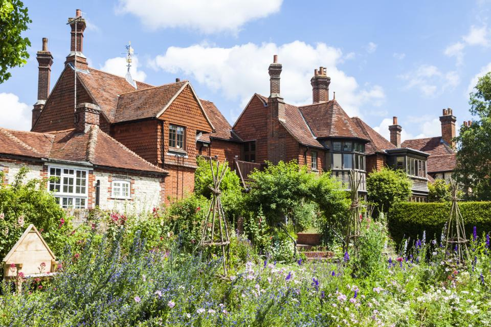 This quaint Hampshire garden has something for everyone (Getty Images)