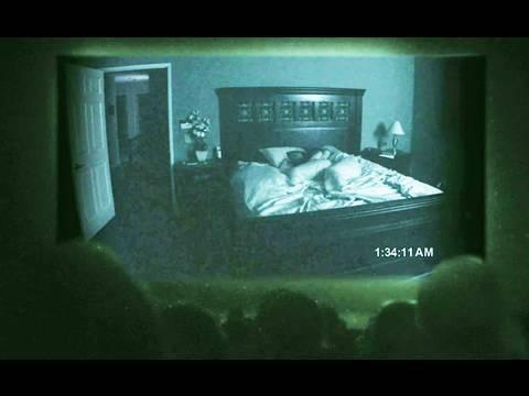 """<p>The movie that launched an entire genre of """"found footage"""" film, <em>Paranormal</em> is now horror canon. Cameras throughout a home capture footage of—you guessed—paranormal activity. </p><p><a class=""""link rapid-noclick-resp"""" href=""""https://www.netflix.com/title/70125581"""" rel=""""nofollow noopener"""" target=""""_blank"""" data-ylk=""""slk:Watch Now"""">Watch Now</a></p><p><a href=""""https://www.youtube.com/watch?v=F_UxLEqd074&t=1s"""" rel=""""nofollow noopener"""" target=""""_blank"""" data-ylk=""""slk:See the original post on Youtube"""" class=""""link rapid-noclick-resp"""">See the original post on Youtube</a></p>"""