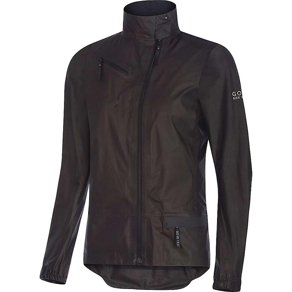 "<p><strong>Gore</strong></p><p>moosejaw.com</p><p><strong>$223.99</strong></p><p><a href=""https://www.moosejaw.com/product/gore-bike-wear-women-s-one-power-lady-gore-tex-shakedry-bike-jacket_10369005"" target=""_blank"">Buy Now</a></p><p>Originally $299.95</p>"