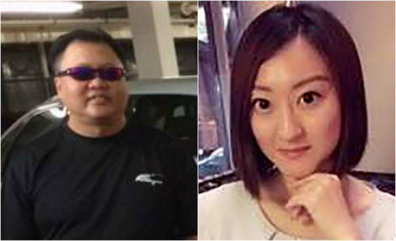 PHOTOS: Facebook pages of Leslie Khoo (left), Cui Yajie (right)