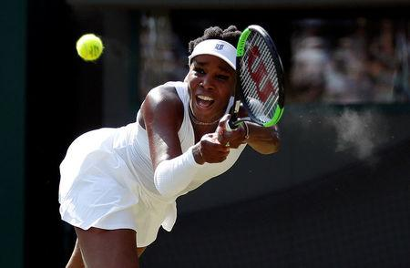 Sakkari fells Venus Williams to reach semis in San Jose