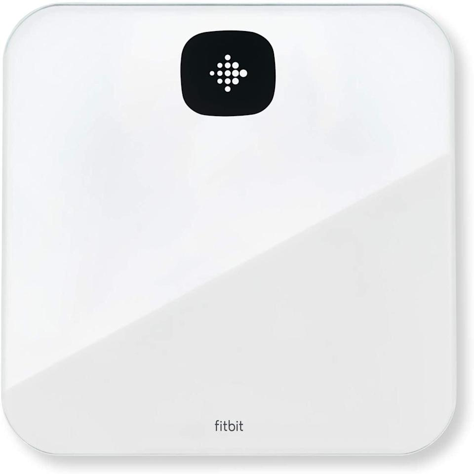 <p><span>Fitbit Aria Air Bluetooth Digital Body Weight and BMI Smart Scale</span> ($35, originally $50)</p>